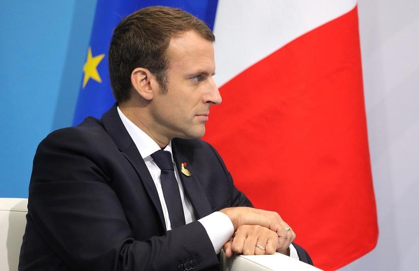 Beirut, 'il mondo deve agire in fretta': il commento di Macron