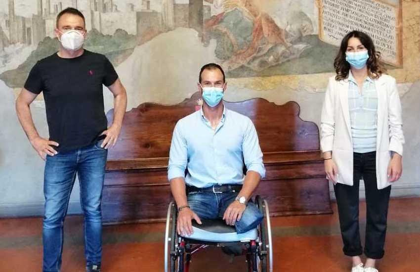 Obiettivo3 fa tappa a Tarquinia, Tiziano Monti tra i partecipanti