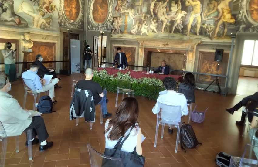 1,5 milioni di euro per la cultura fiorentina