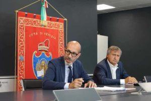 """Presentata la manovra """"Ripresa Venezia"""""""