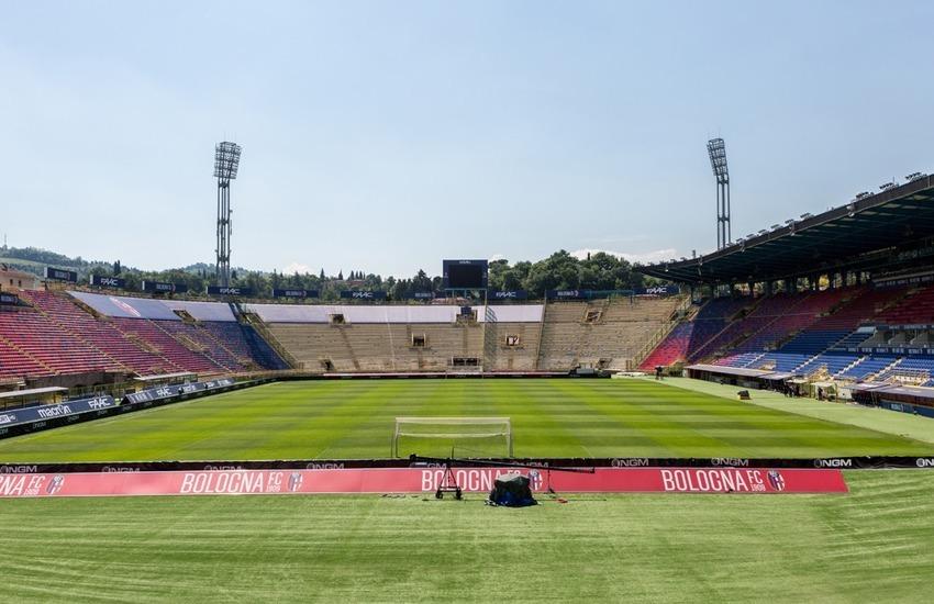 Al via il restyling del Dall'Ara: il Bologna FC consegna il progetto definitivo al Comune