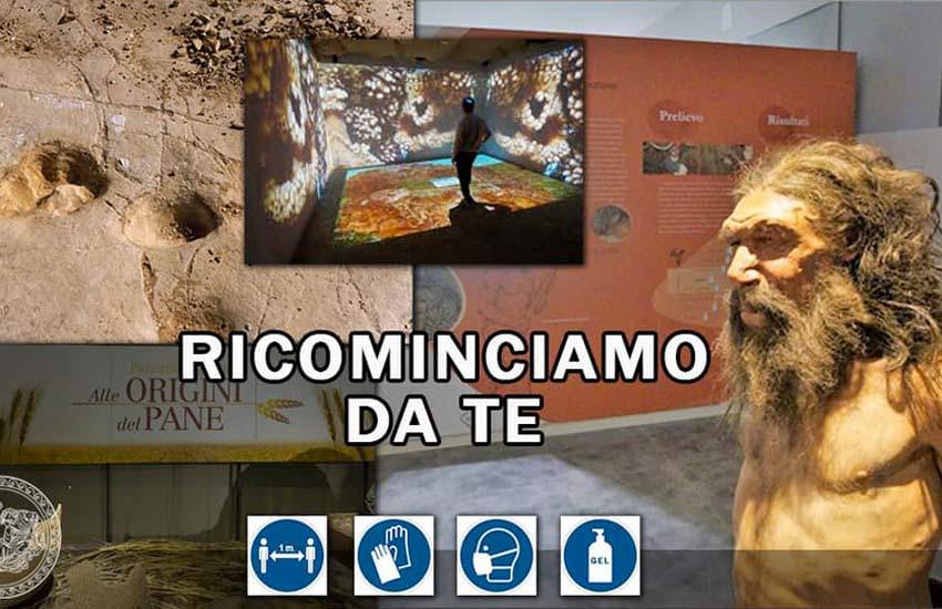 Ricomincio da te, riapre il Museo Archeologico di Altamura