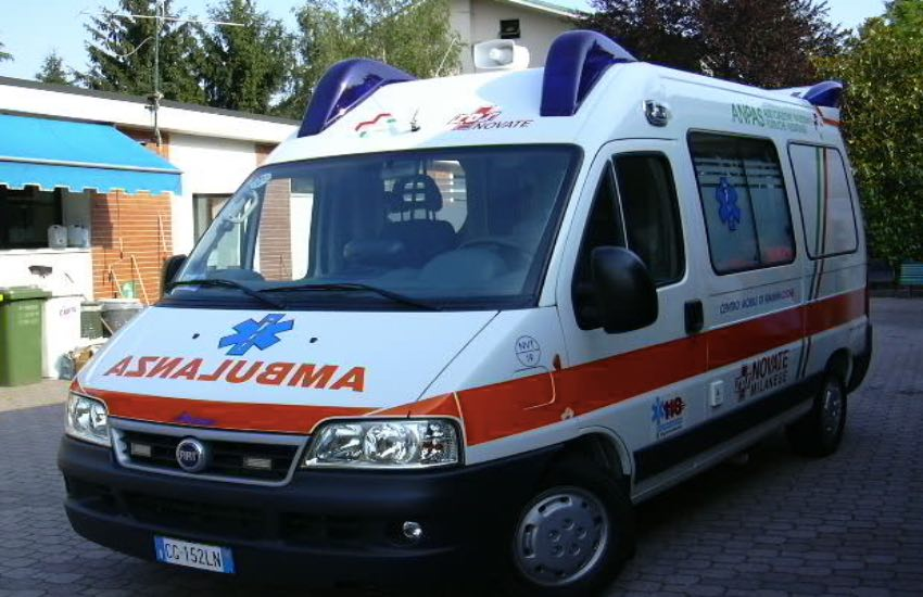 Incidente sulla Gallaratese, due feriti