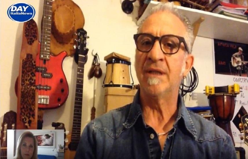 Infermiere cantautore sfida il Covid 19 con le note