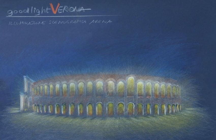 Nel 2021 il Festival della luce accenderà Verona