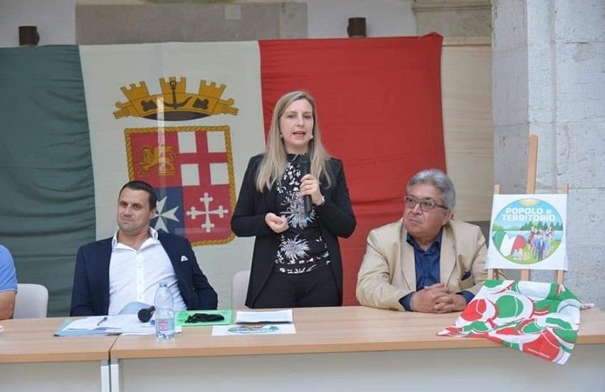 """Ariano Irpino – Comunali, ecco la lista di """"Popolo e territorio"""" a sostegno di Marco La Carità"""