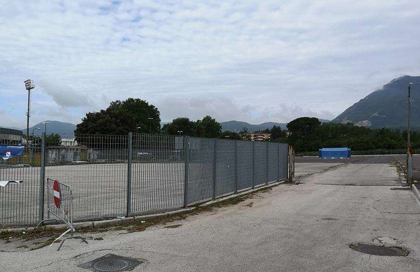 Avellino – Sopralluogo a campo Genova, via ai carotaggi per verificare la natura dei rifiuti interrati