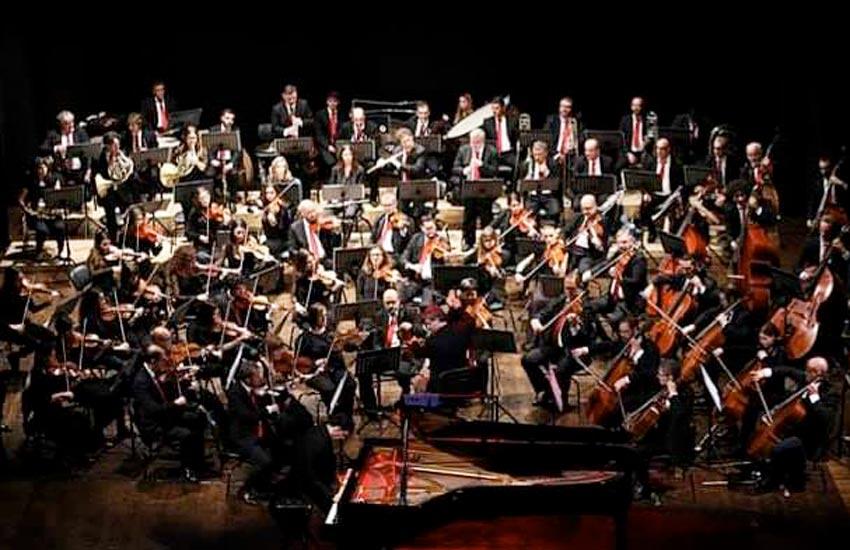 """""""Allegro ma non troppo"""", l'Orchestra Sinfonica Metropolitana incontra il Traetta Opera Festival"""