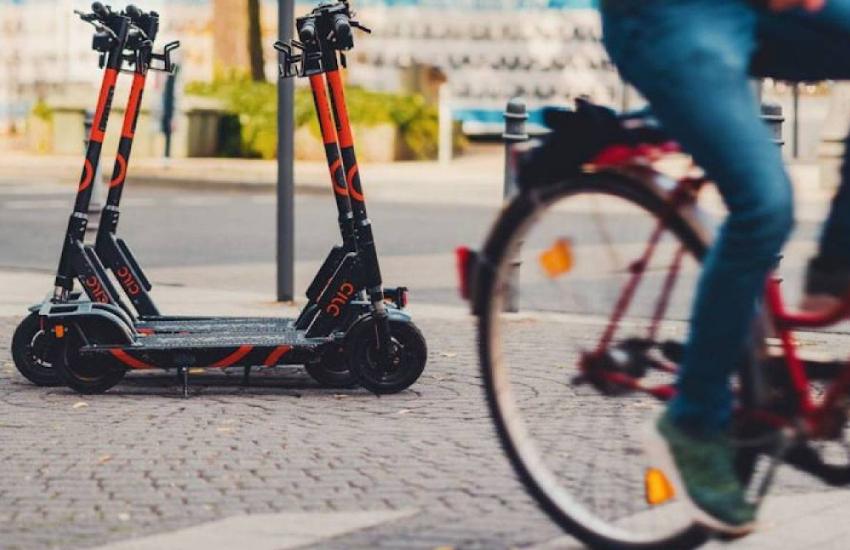 Polizia arresta un 44enne per furto di bicicletta elettrica