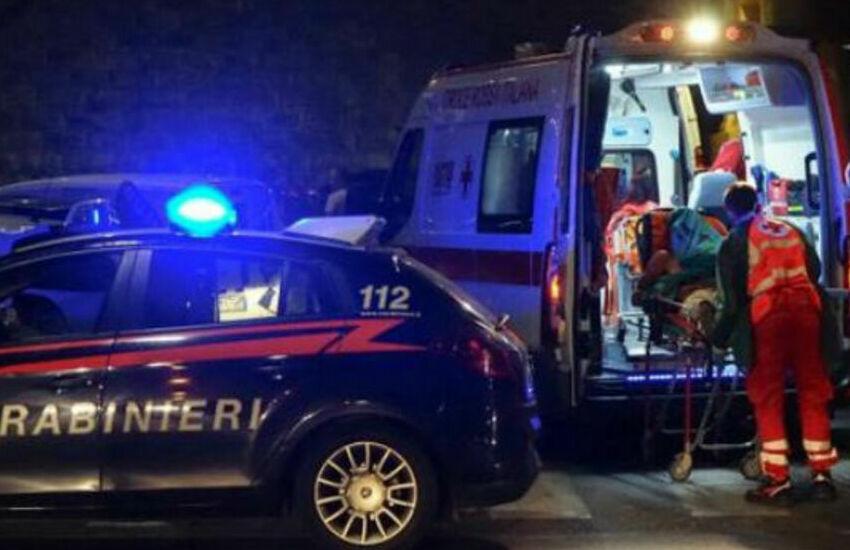 Pavia, indagato per omicidio colposo l'uomo che ha investito e ucciso la moglie