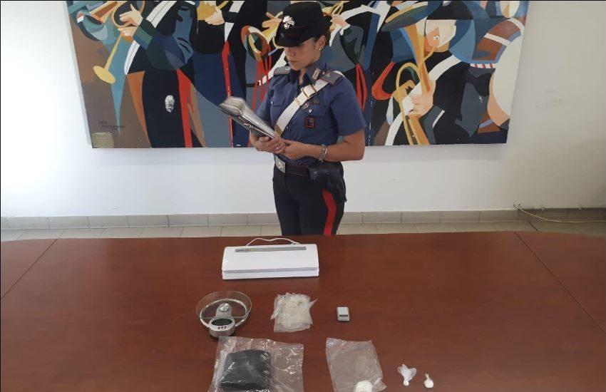 In arresto tre spacciatori di Aprilia; i carabinieri sequestrano oltre mezzo chilo di cocaina