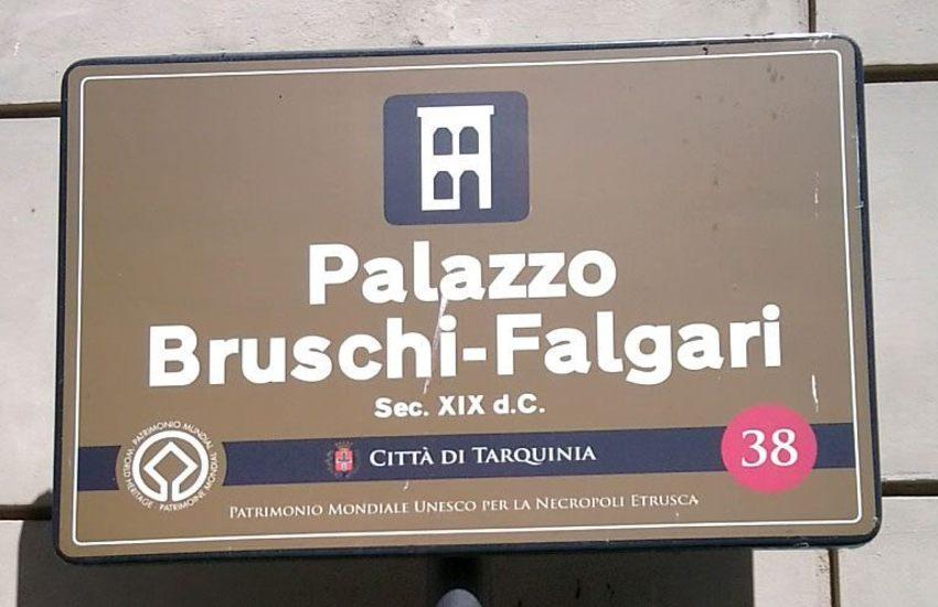 300mila euro da Regione Lazio per palazzo Bruschi Falgari