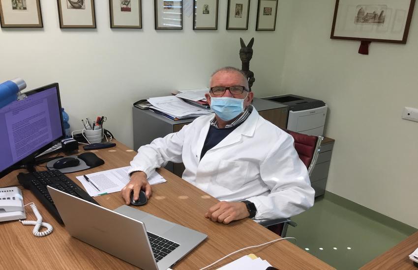 Pisa. In pensione il dottor Ferdinando Cellai: nell'emergenza Covid ha coordinato tutte le Terapie intensive di area vasta