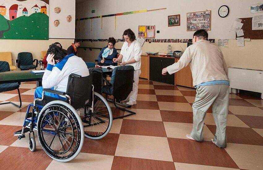 centro diurno disabili