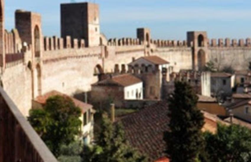 Cittadella, centro storico trasformato in giardini per l'estate 2020