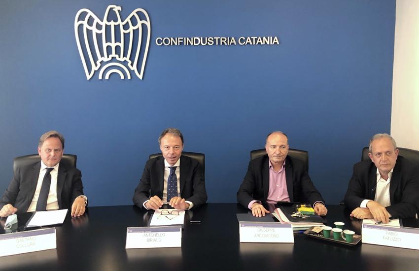 Confindustria, giovedì a Catania si discute di futuro e infrastrutture digitali