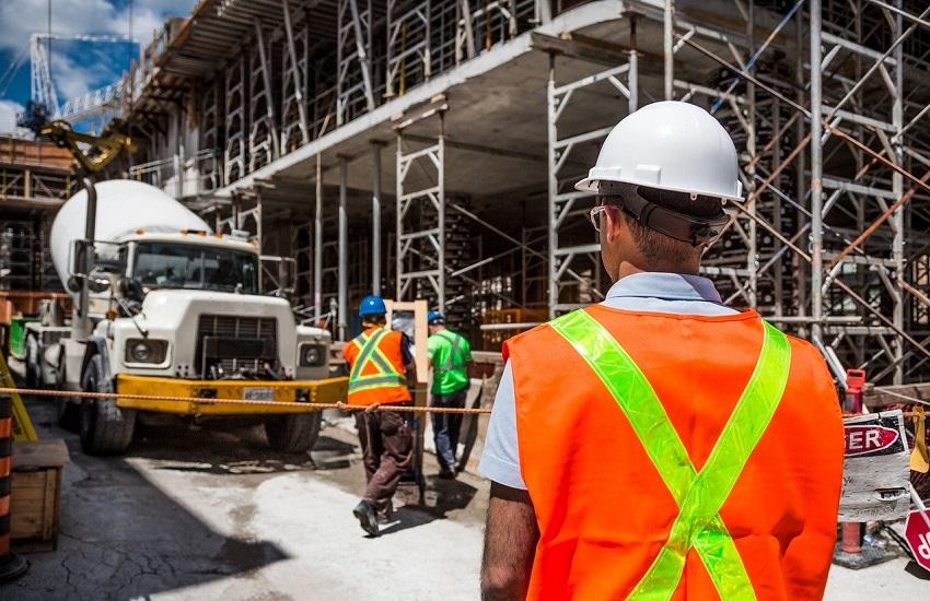 Istat: settore produzione costruzioni in calo ad aprile