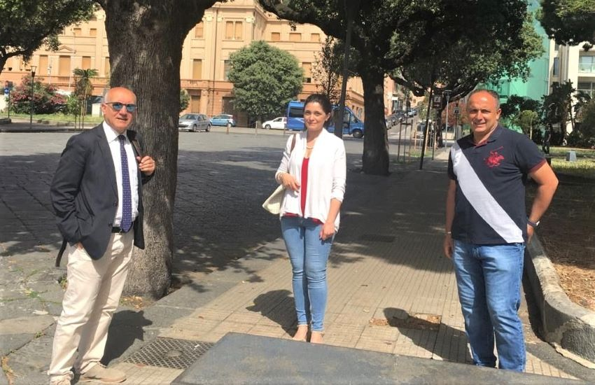 A Messina tornano le fontanelle pubbliche