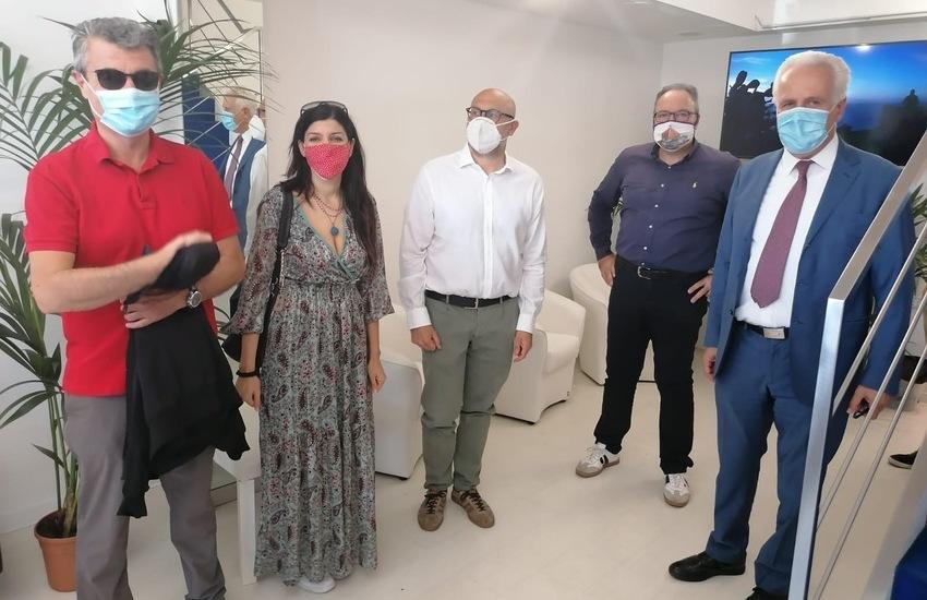 Giani :Viabilità e Nuovo pronto soccorso a Torregalli