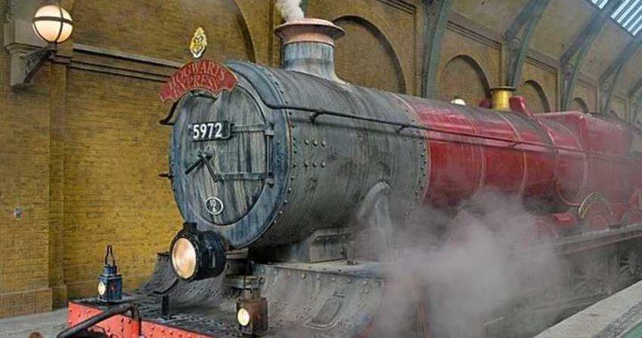 Genova Hogwarts Express: il primo treno magico di Harry Potter, da Genova a Casella