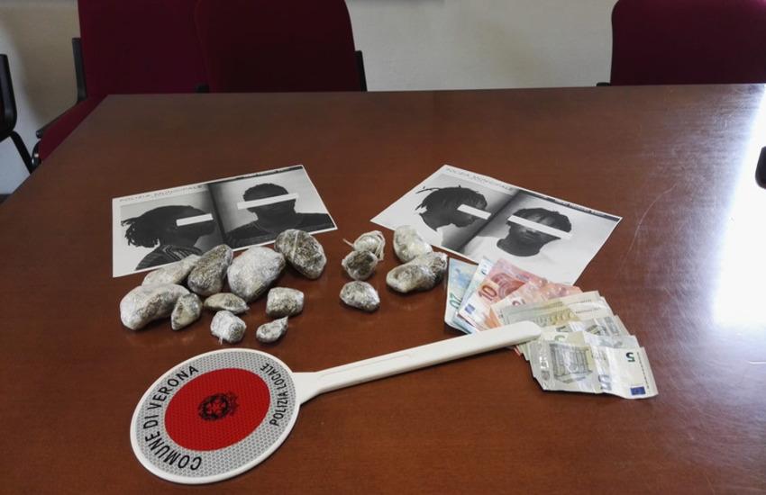 Stazione di Porta nuova: fermata baby gang e arrestati due spacciatori