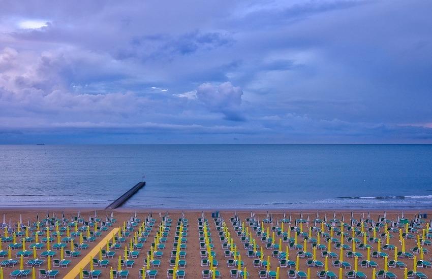 Veneto: stato di allarme climatico su costa e pianura