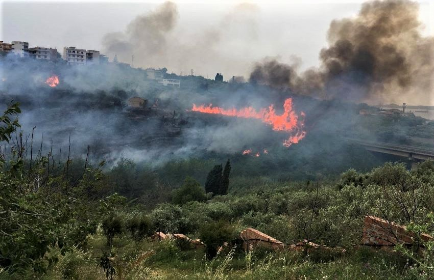 Incendi, i volontari si preparano alle emergenze estive