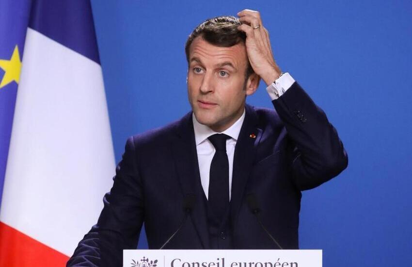 elezioni francia, flop per Macron