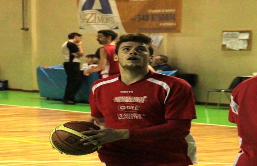 Basket Busto Arsizio in lacrime, Niccolò Sartoni ha perso la sua battaglia più dura