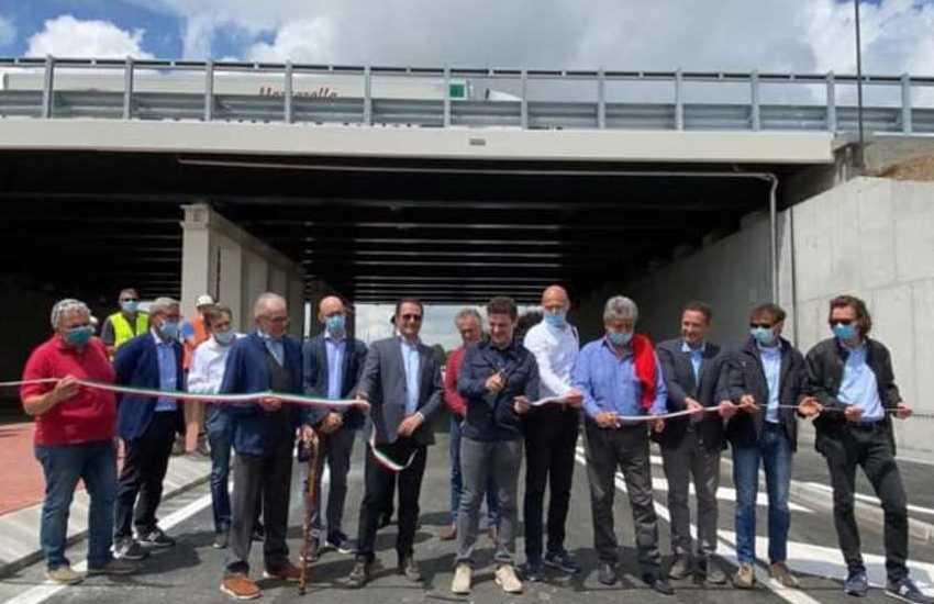 Padova, inaugurato il nuovo ponte in via Vigonovese