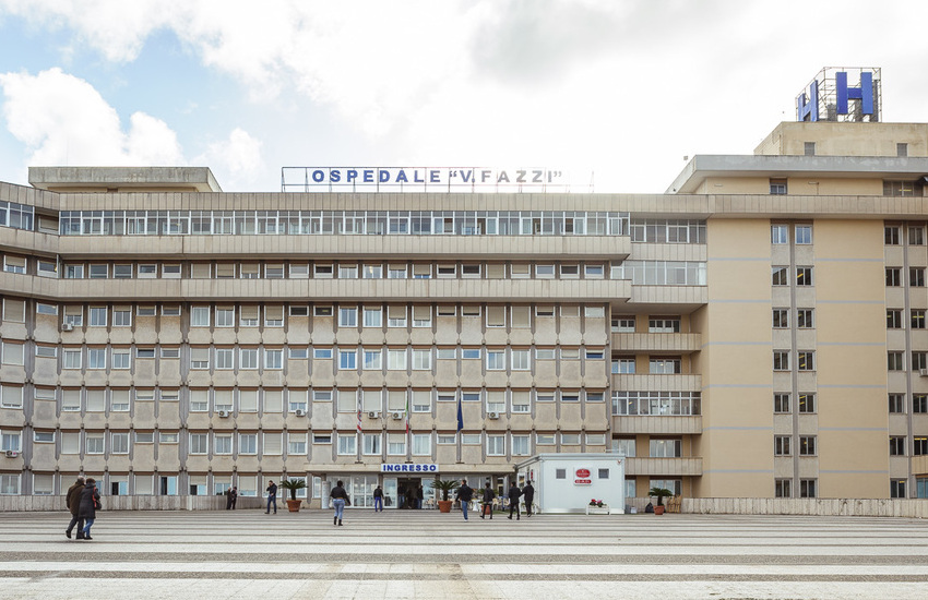 Attivati 16 posti letto al Dea. Emiliano a Lecce per inaugurarli