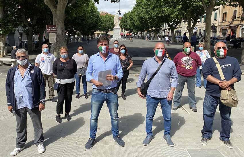 """Romiti: """"Militarizziamo le piazze"""" (video)"""
