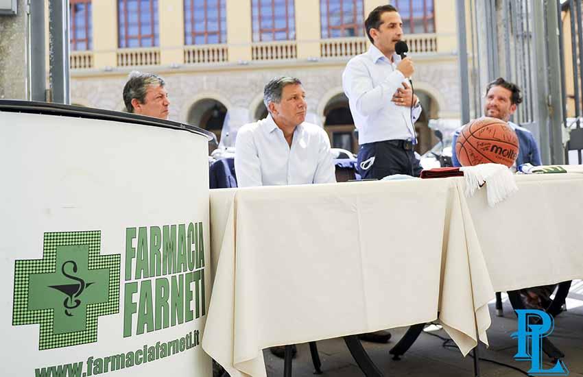 LA FARMACIA FARNETI SPONSOR DELLA PIELLE