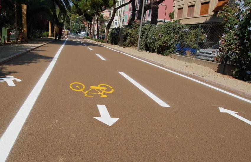 Genova, piste ciclabili: De Ferrari-Fiumara entro fine luglio