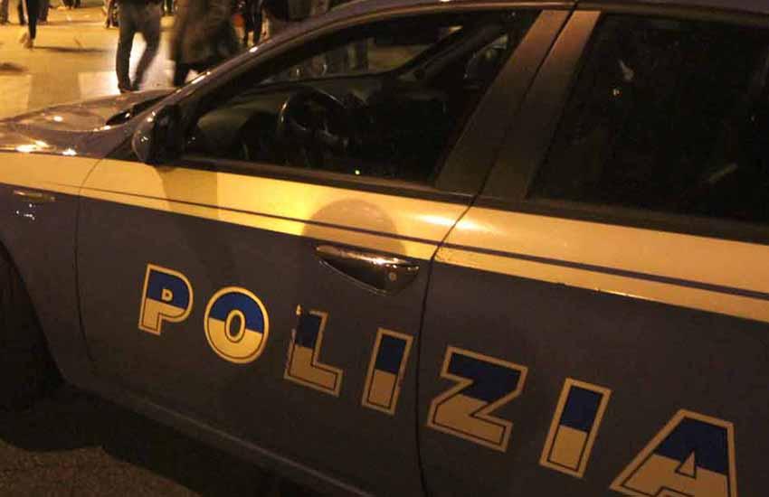 Due risse interrotte dall'arrivo della Polizia