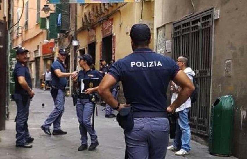polizia vicoli movida