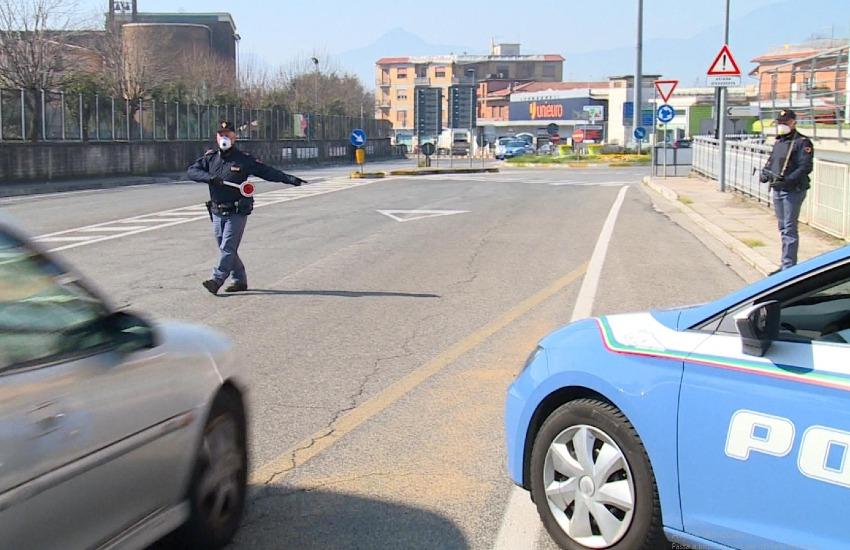 25enne in manette; l'operazione della polizia di Sora e Frosinone