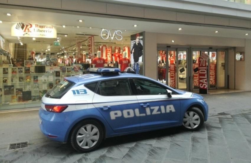 Donna romena ruba in farmacia a Pisa. Bloccata dalla Polizia