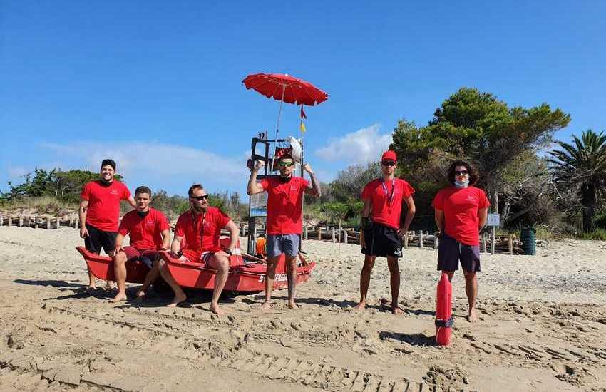 Estate 2020: per la stagione operativi tutti i servizi dedicati alle spiagge