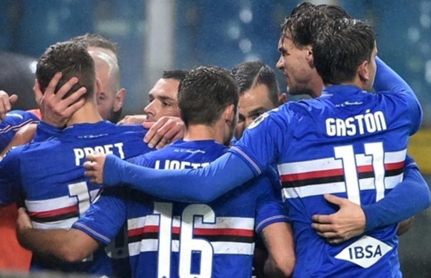 Sampdoria: stop isolamento fiduciario