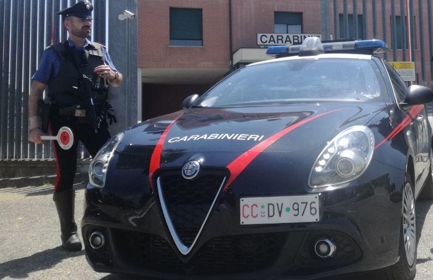 Sezze, due uomini finiti nella rete dei carabinieri