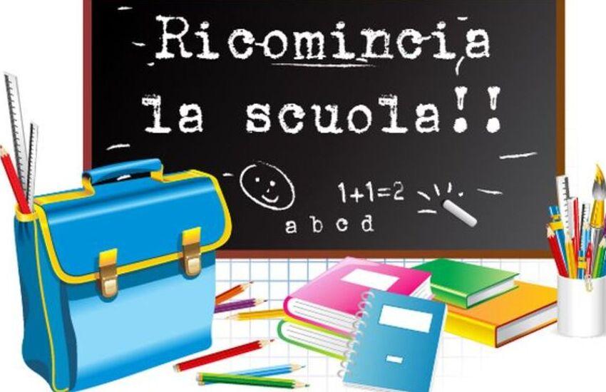 Scuola: anche in Liguria si torna in aula il 14 settembre