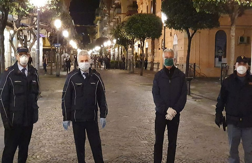 """Il sindaco Napoli a tutela della Salernitana: """"pronti anche ad iniziative legali"""""""