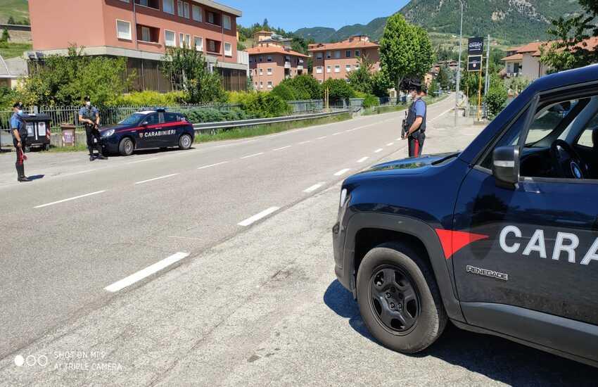 Operazione antidroga dei carabinieri di Sora: in manette 4 albanesi