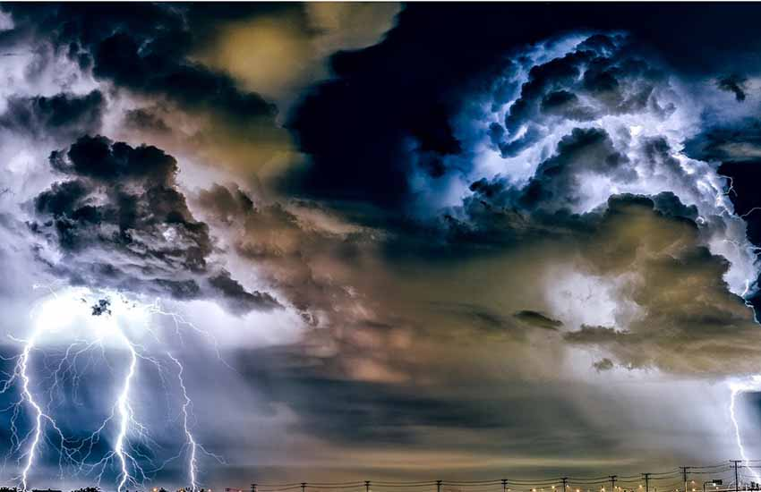 Meteo, instabilità in arrivo in Veneto. Culmine previsto tra lunedì e martedì