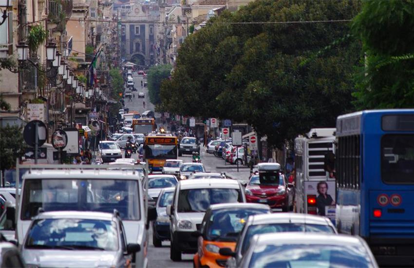 Catania, la sfida della mobilità urbana ai tempi del Covid-19