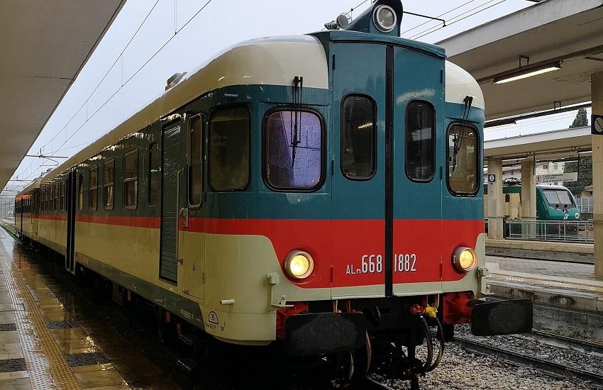 Avellino – Treni storici in Irpinia, da settembre si riparte. L'annuncio di D'Amelio