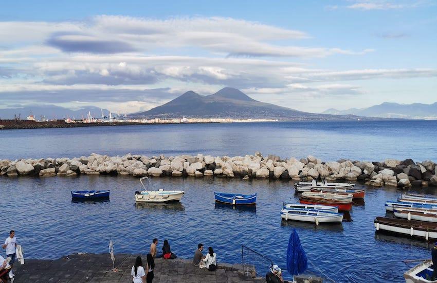 Napoli, choc termico