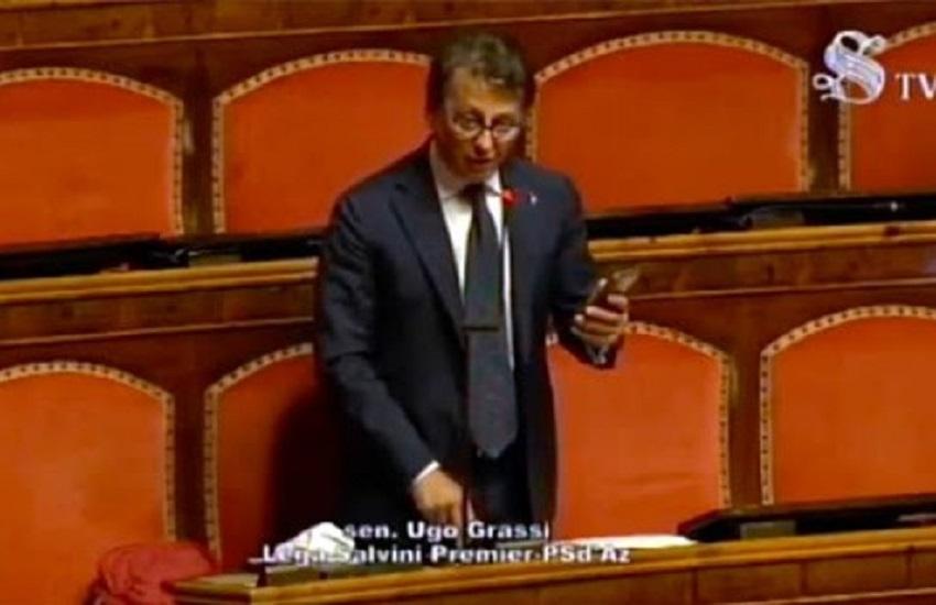 """Grassi (Lega) attacca De Luca: """"In Irpinia sanità in affanno e lui pensa ad offendere Salvini"""""""