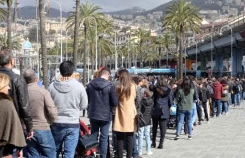 Turismo, al via la ripartenza: a Genova tornano i turisti